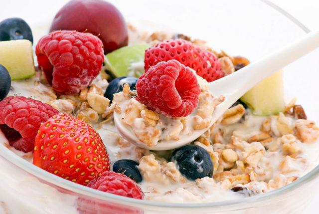 frutta mattina